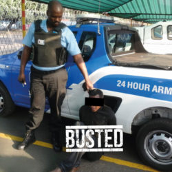 Response officer catches thieves red-handed in Prospecton