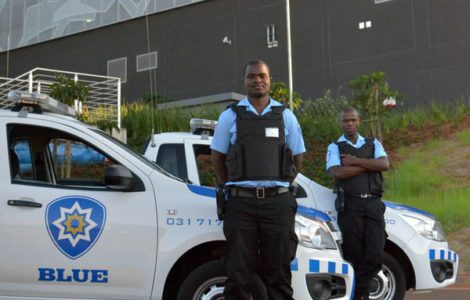 armed response and alarm monitoring