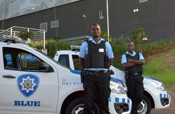 alarm monitoring and armed response