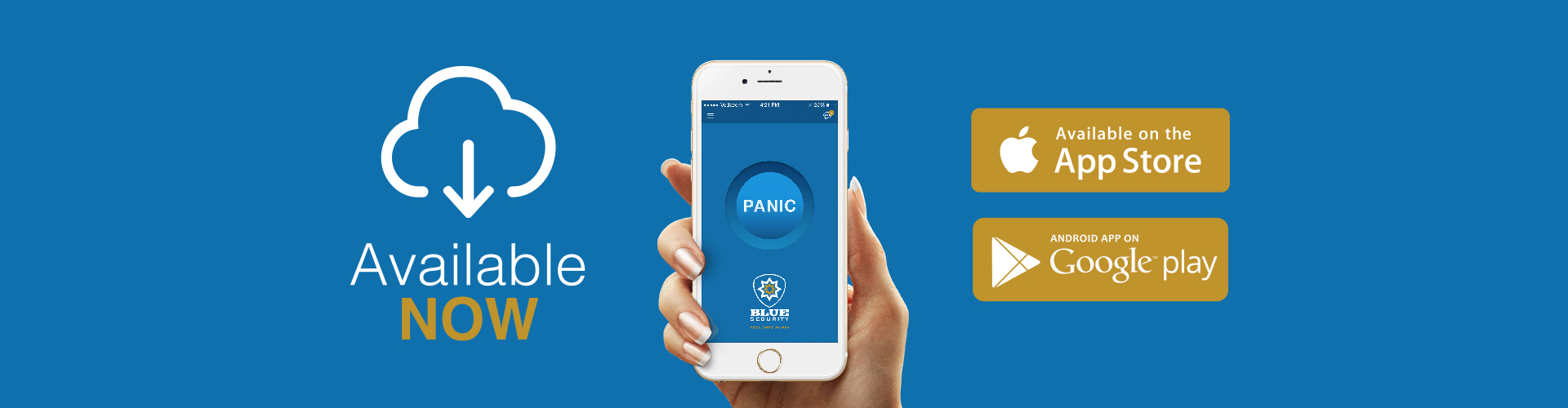 Blue Security Llaunches Gps Mobile Panic App Blue Security