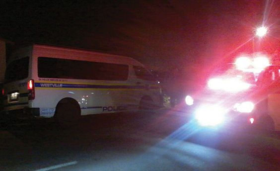 Westville woman stabbed during mugging
