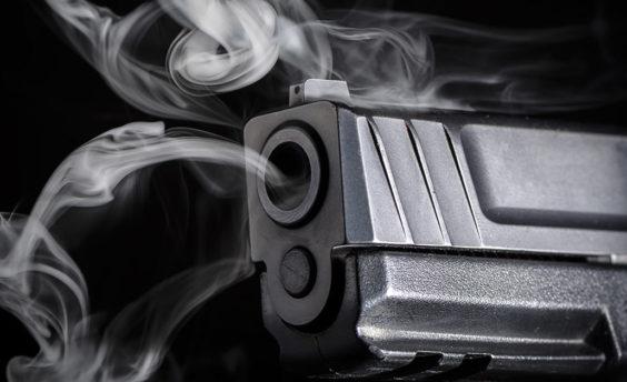 Smoking gun, Shooting, Shootout