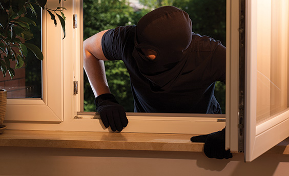 Remain vigilant of sticky-fingered thieves who fish for valuables