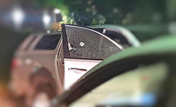 La Lucia man tragically gunned down in driveway