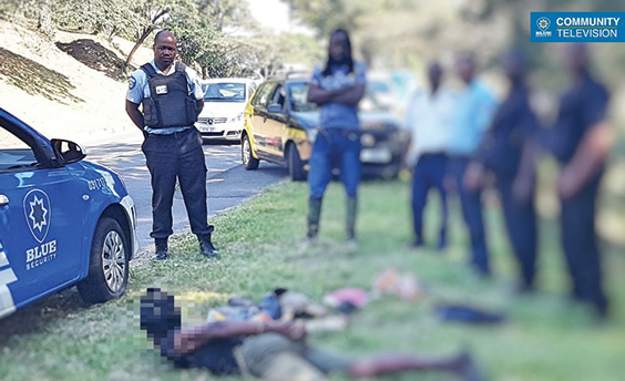 Shots fired and thieves pursued in wild Westville incidents