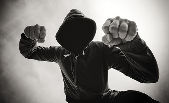 Assault, fight, punch