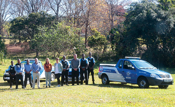 Nowhere to hide in Kloof with launch of Krantzview dedicated vehicle