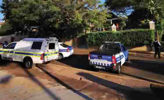 Armed response officers come under fire in Morningside shooting
