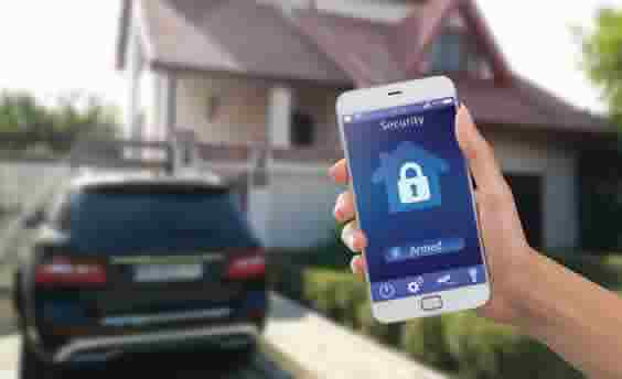 Smart Alarm Home Security System