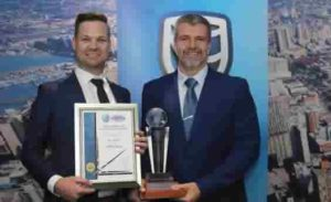Blue Security triumphed as KZN's Top Brand at business awards