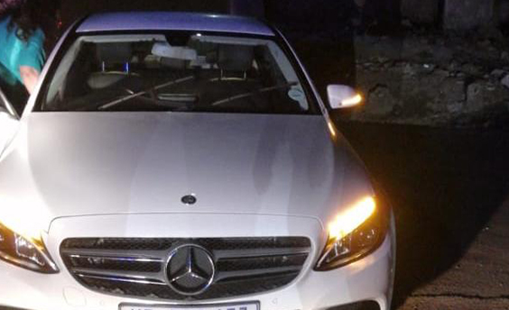 Gang of hijackers take mother and son on nightmare drive