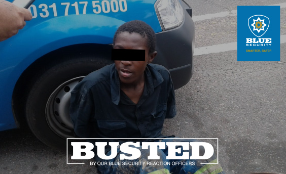 Community teamwork leads to wanted Pinetown copper thief arrest