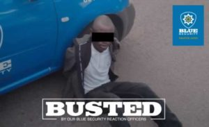 Opportunistic Ballito Thief Busted by Alert Blue Response Officer