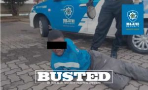Four Suspects Apprehended: Armed Response Busts Durban Housebreakers