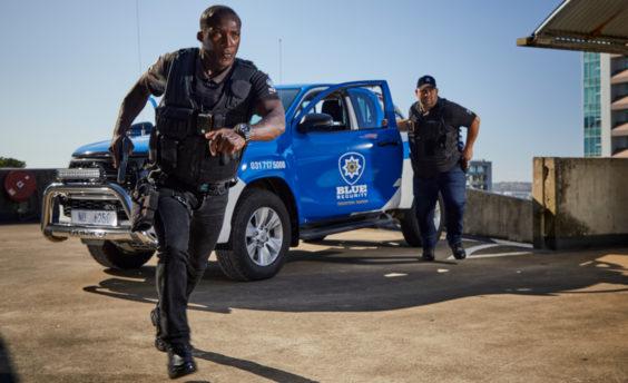 Crime Prevention Unit Tactical - Gillitts Arrest